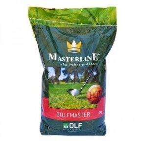 Aukštos kokybės žolių sėklų mišinys Golfmaster Masterline 10 kg