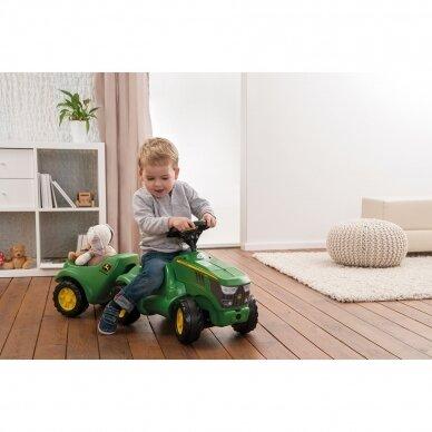 Mini traktoriukas John Deere 6150R 3