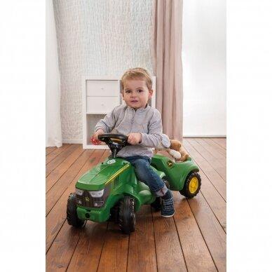 Mini traktoriukas John Deere 6150R 4