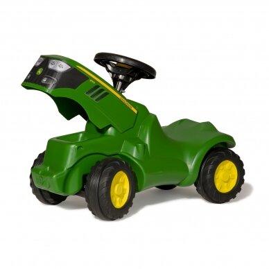 Mini traktoriukas John Deere 6150R 2