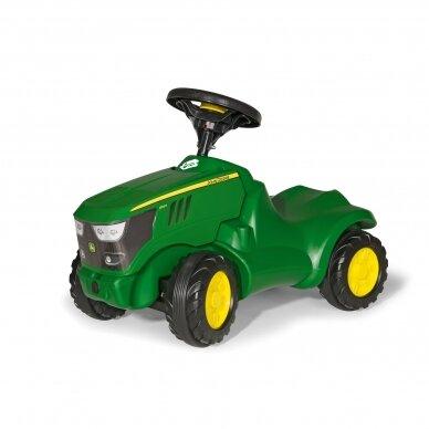 Mini traktoriukas John Deere 6150R