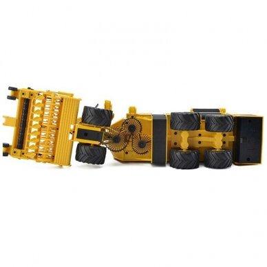 Modelis Cukrinių runkelių kombainas ROPA Eurotiger XL 3