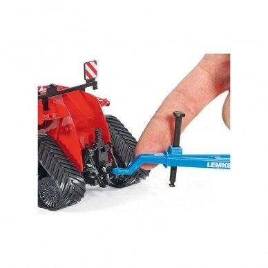 Modelis Vikšrinis traktorius Case IH 600 Quadtrac 3