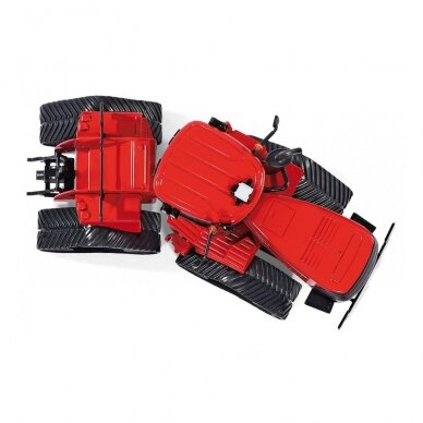 Modelis Vikšrinis traktorius Case IH 600 Quadtrac 4