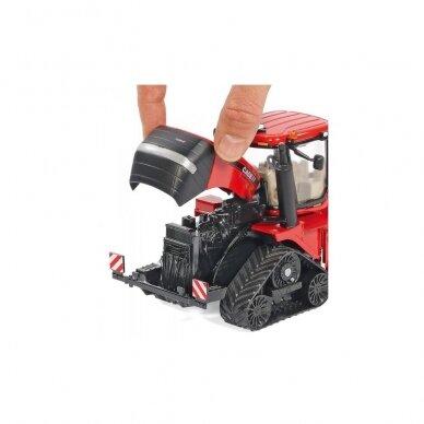 Modelis Vikšrinis traktorius Case IH 600 Quadtrac 5