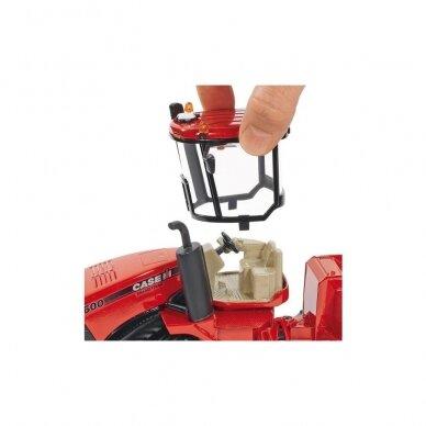 Modelis Vikšrinis traktorius Case IH 600 Quadtrac 6