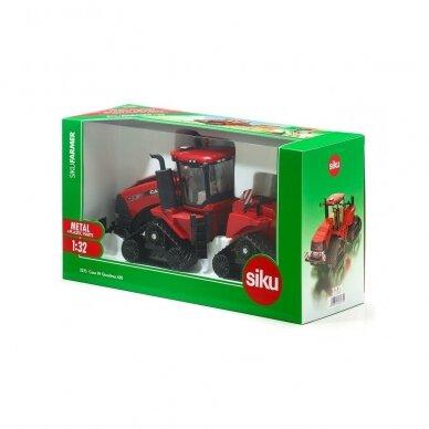 Modelis Vikšrinis traktorius Case IH 600 Quadtrac 7