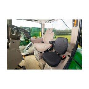Traktorių keleivio sėdynės apdangalas John Deere