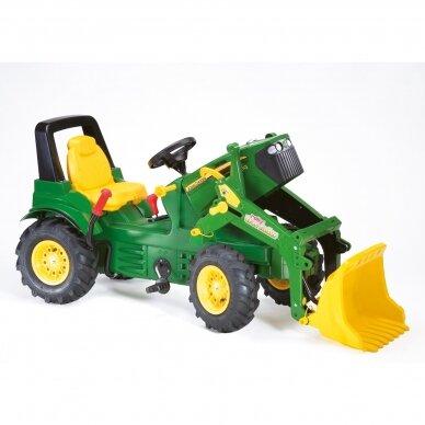 Traktoriukas su pavaromis John Deere 7930