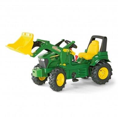 Traktoriukas su pavaromis John Deere 7930 2
