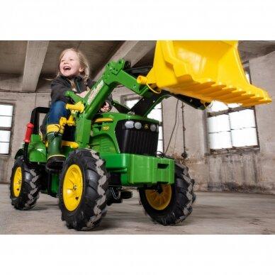 Traktoriukas su pavaromis John Deere 7930 3