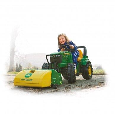 Traktoriukas su pedalais John Deere 7930 4